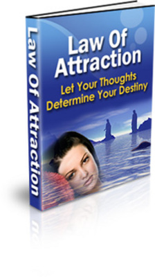 Product picture The Law Of Attraction-Self Improvement Articles